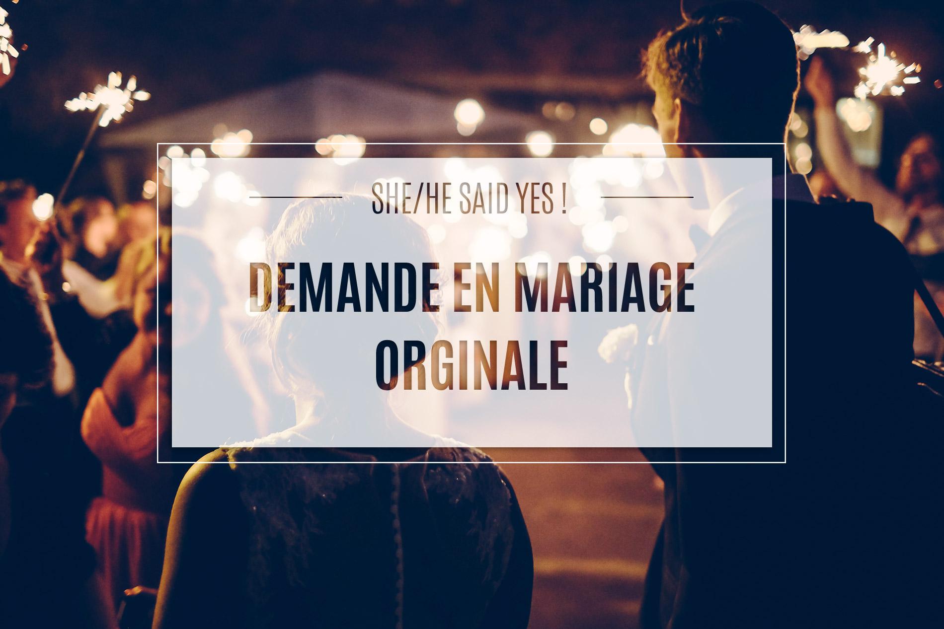 Lyon accueil lyon mariage - Demande en mariage originale par une femme ...