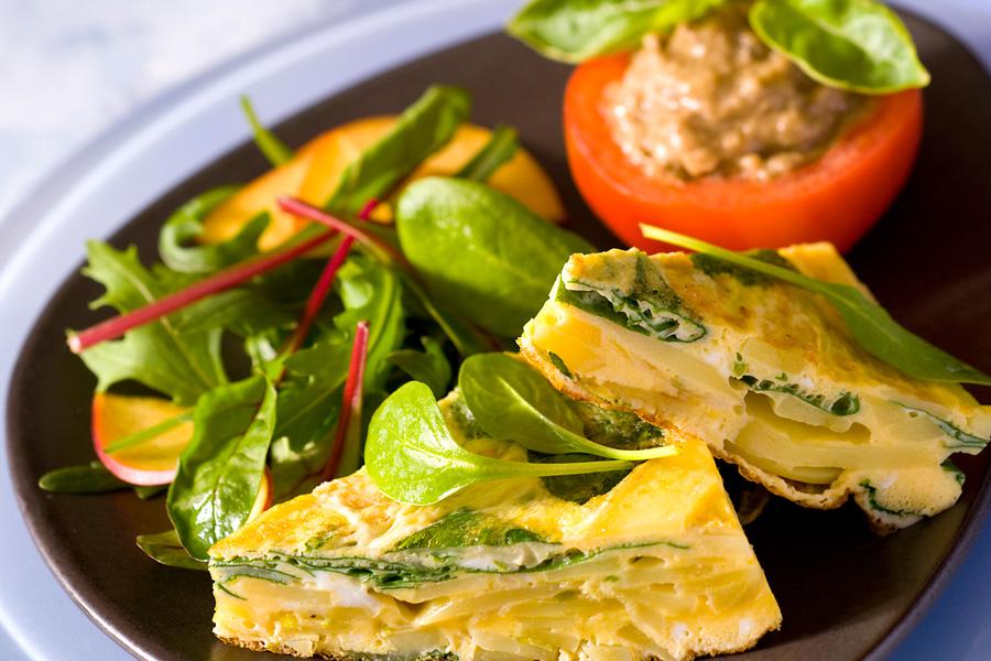 Menu de mariage végétarien par Feed Traiteur et Lyon-mariage.com