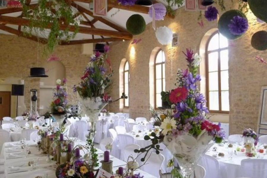 Lieux atypiques proches de Lyon - Prestataires Lyon-mariage.com