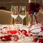 déco mariage thème rouge par Ephemerys organisation mariage Lyon partenaire lyon-mariage.com
