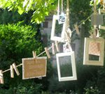 mariage champetre, décoration de mariage champetre, déco, décoration originale pour votre mariage à Lyon, mariage nature, mariage à la campagne, lyon-mariage.com